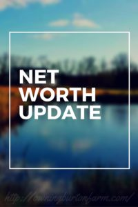 PIN - NET WORTH UPDATES