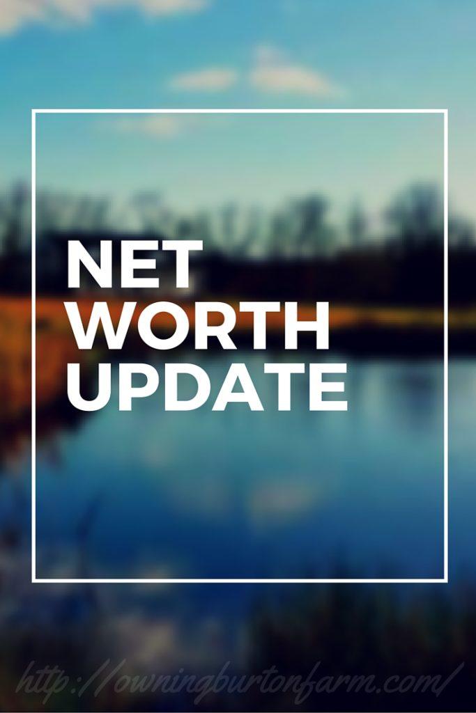 Net Worth & Debt Payoff through 12/31/2016